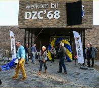 Foto's opening accommodatie DZC'68