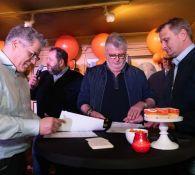 Sponsoravond 5 maart 2020 'Code Oranje' Eetcafé Jansen