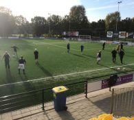 Walking Football impressie foto's