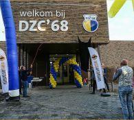 Feestelijke opening nieuwe accommodatie DZC'68