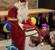 Sinterklaasfeest bij DZC'68