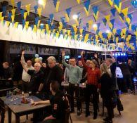 Vrijwilligersavond groot succes