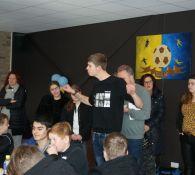 De kampioenswedstrijd van de JO15-3