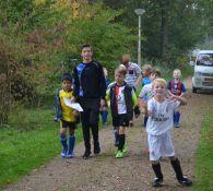 Foto's van het herfstkamp