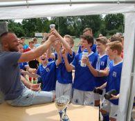 Uitslagen + Foto's Pepsi MAX JO13 toernooi