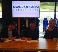 Duoplan Doetinchem Architecten tekent bij DZC'68