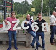 DZC'68 neemt waardig afscheid van zijn clubhuis