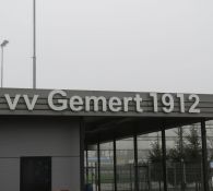 DZC JO13-1 loopt al vroeg de polonaise in Gemert!!