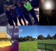Collage Vrouwenvoetbal - 29 september