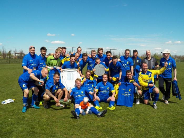 DZC'68 2 wordt kampioen in Zutphen