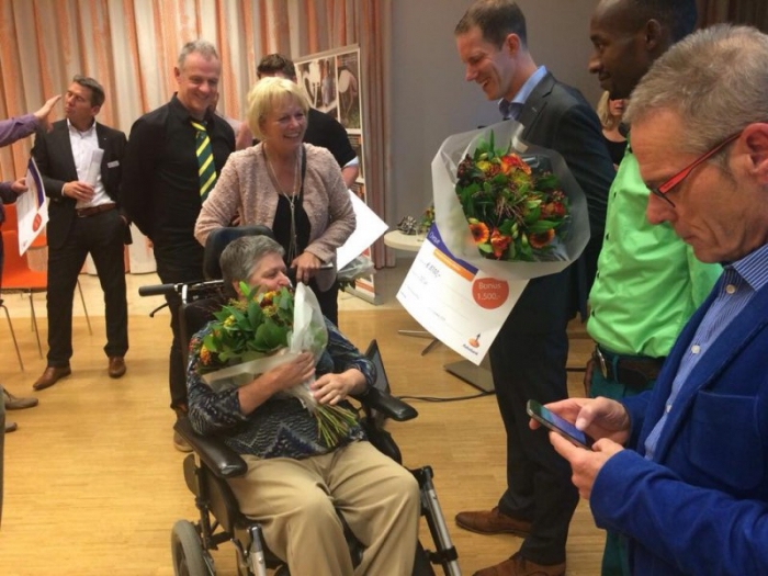 Samen Doetinchem sleept subsidie binnen van Rabobank