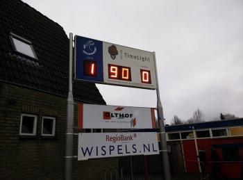 DZC'68 1 en 2 'verliezen' in Hellendoorn