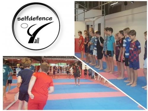 Start met de fysieke leerlijn/trainingen voor de jeugd