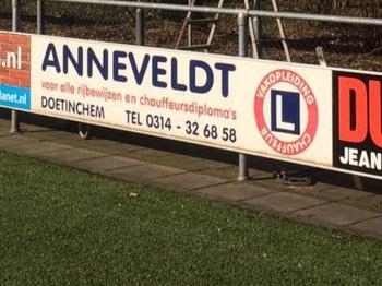 Verkeersschool Anneveldt verlengt contract!