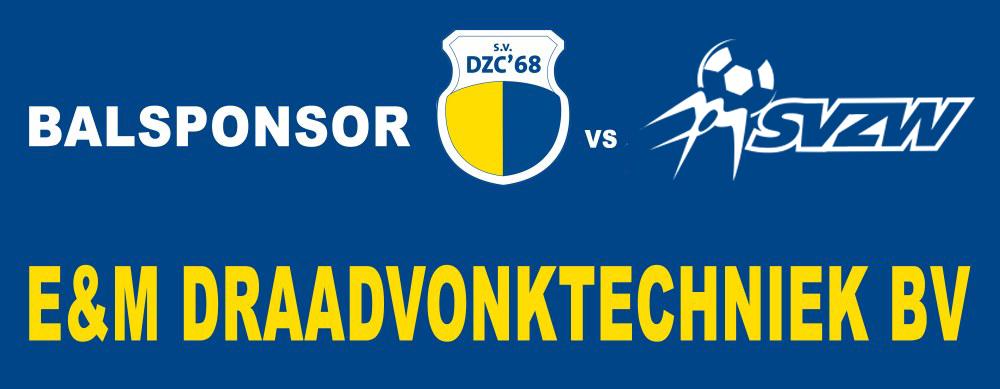 Zaterdag trapt DZC'68 1 af tegen SVZW voor de nieuwe seizoen 2019-2020