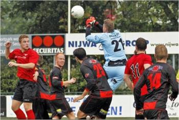 DZC 68 1 speelt wederom in Zwolle en behaalt dit keer een gelijkspel.