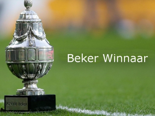JO13-1 Beker Kampioen 2016 - 2017