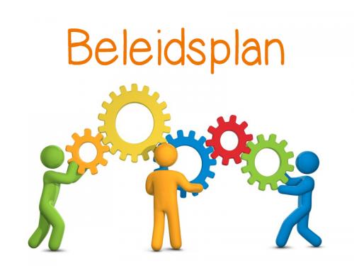 Beleidsplan 2018 - 2021