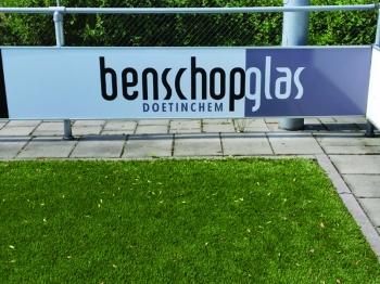 Benschop Glas verlengt sponsorcontract