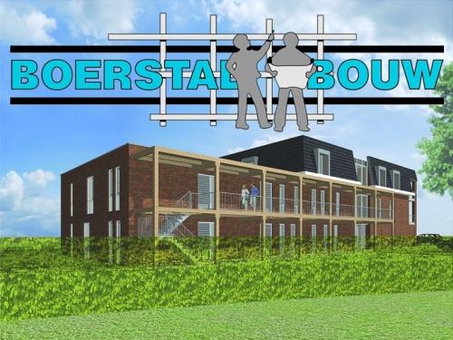 Boerstal Bouw Didam nieuwe bordsponsor DZC'68