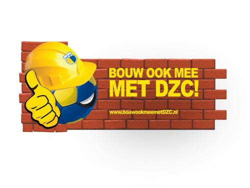 'Bouw ook mee met DZC' officieel van start!