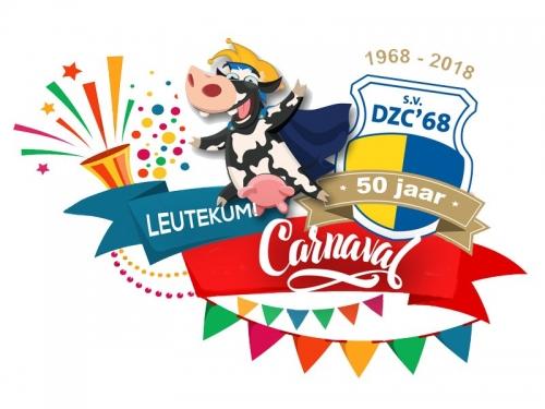 Carnaval 2018, DZC'68 doet mee
