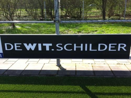 DE WIT.SCHILDER verlengt sponsorcontract met DZC'68