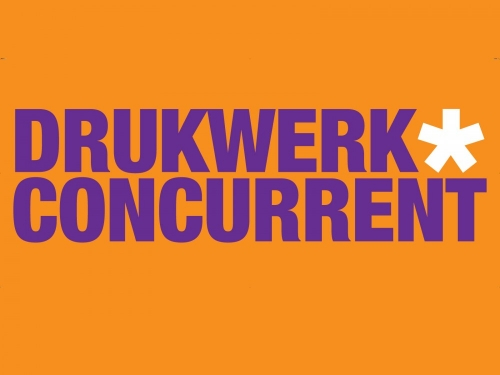 Drukwerkconcurrent verlengd sponsor contract
