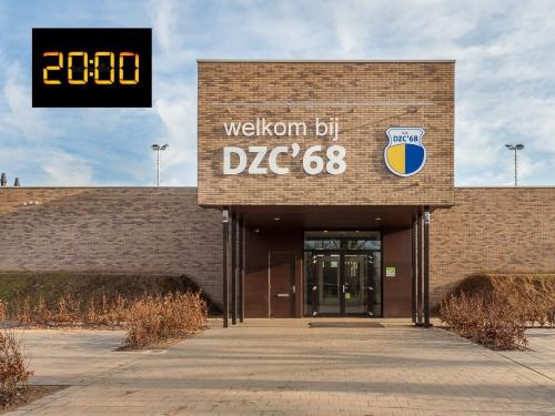 Selectie DZC'68 1 21/22 krijgt vorm met komst Rik Vlutters