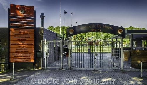 JO19-3 op toernooi in Doornspijk