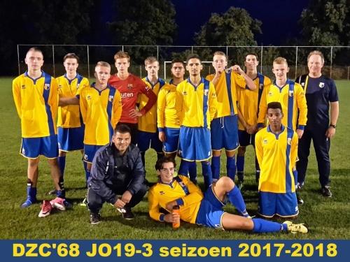 JO19-3 kansrijk en ook kansloos tegen Etten JO19-1