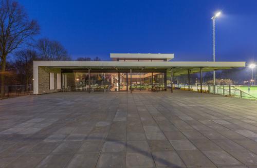 Accommodatie DZC'68 genomineerd voor de Architectuur Prijs Achterhoek