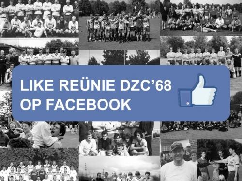 20 mei 2018 bestaat DZC'68 50 jaar