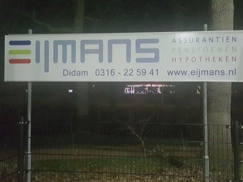 Eijmans kiest voor zekerheid en dus voor DZC'68!