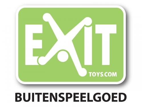 EXIT Toys Buitenspeelgoed Zilveren Balsponsor DZC'68