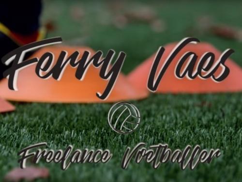 Ferry Vaes Freelance Voetballer ging 1 februari in première bij DZC'68