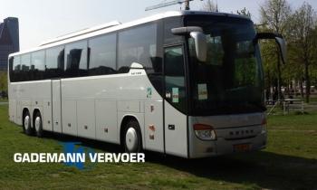 Gademann Vervoer BV official partner DZC'68