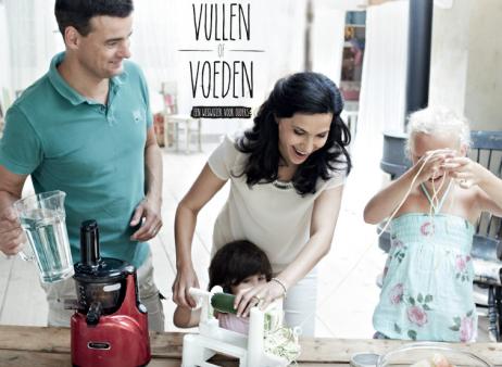 Vullen of Voeden project