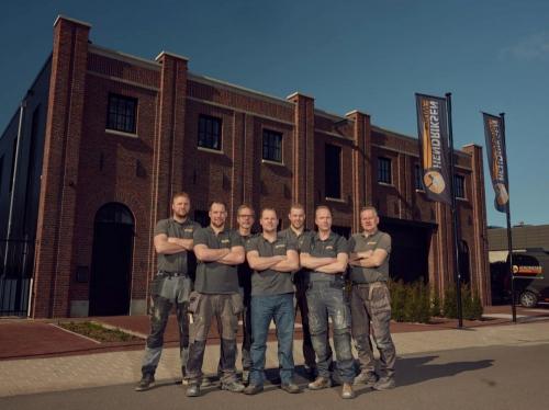 Hendriksen Bouw nieuwe bordsponsor DZC'68