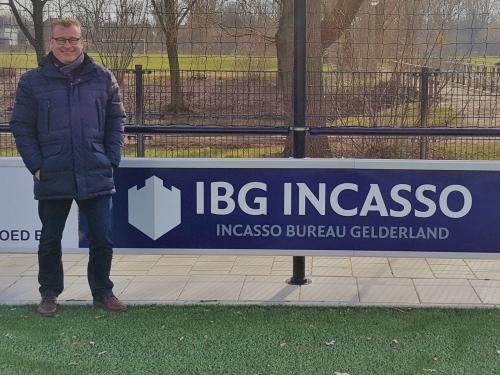 IBG Incasso & Creditmanagement Doetinchem verlengt sponsorcontract