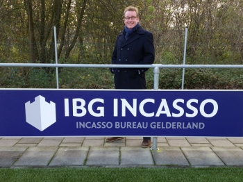 IBG Incasso & Creditmanagement bordsponsor DZC'68