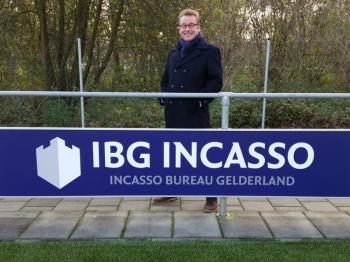IBG Incasso & Creditmanagement bordsponsor DZC'68