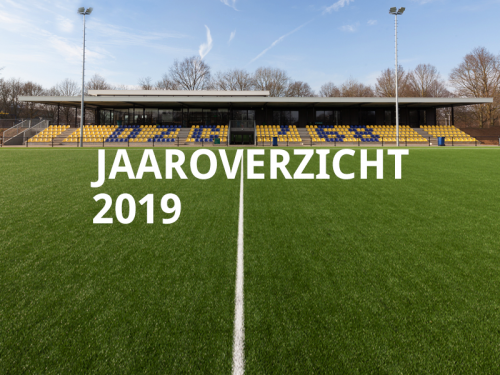 JAAROVERZICHT 2019 - april , mei, juni