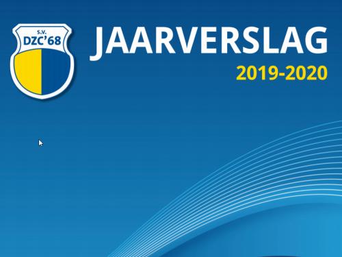 Jaarverslag 2019-2020