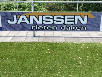 Janssen Rieten Daken bordsponsor DZC'68