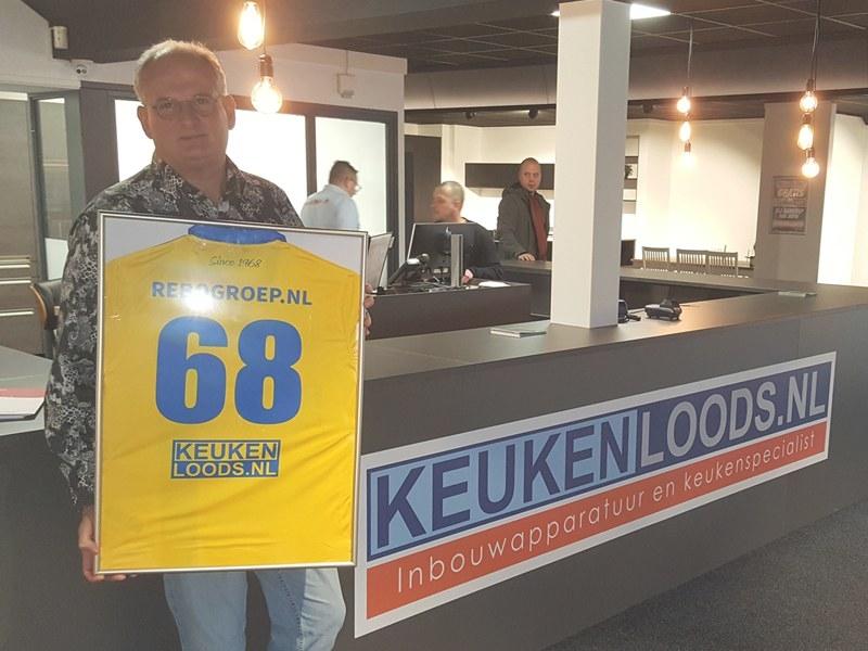 Keukenloods.nl en DZC'68 vinden elkaar!