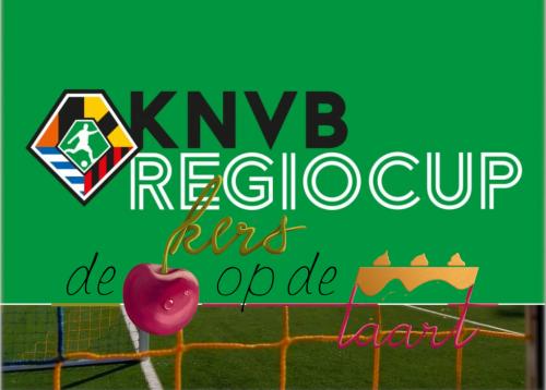 Regio-Cup kers op de taart voor de jeugd tot 17 jaar