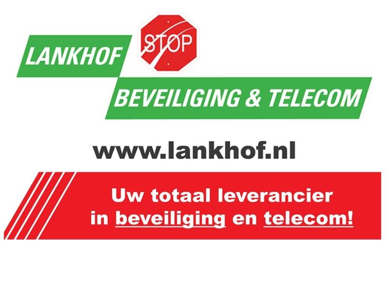 Lankhof Beveiliging & Telecom Zilveren Balsponsor DZC'68