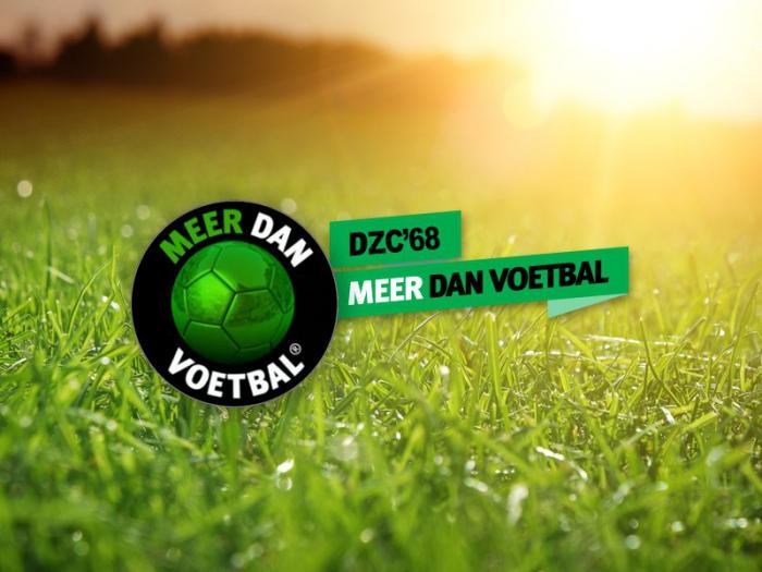 DZC'68 genomineerd voor Maatschappelijk voetbalvereniging van het jaar