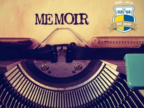 Memoires 12 - Siem de Jong